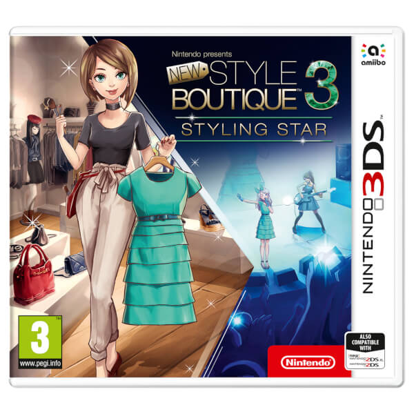Nintendo presents new style boutique 3 styling star this is life it is safe to say that i will be playing more of it though and its definitely a great game for those who likes to play dress ups solutioingenieria Choice Image