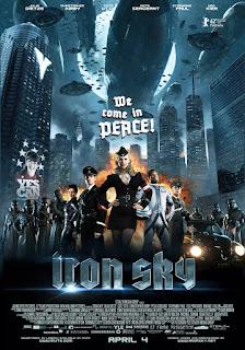 Iron Sky 2018 (2012) ทัพเหล็กนาซีถล่มโลก