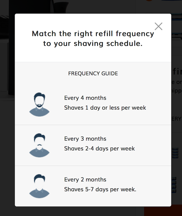 Not sure of your frequency, check here! It's on their website as well
