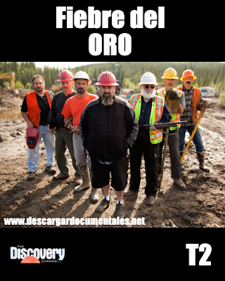 documental fiebre del oro discovery