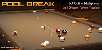 Free Download Pool Break Pro 3D Billiards v2.6.5 APK
