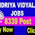 Kendriya Vidyalaya Sangathan Recruitment 2018 : (8339 Posts)