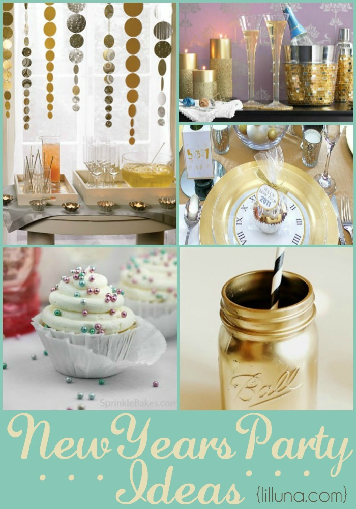 #25+ Hot New Year's Day Eve Party Ideas 2019 (+ Decoration ...