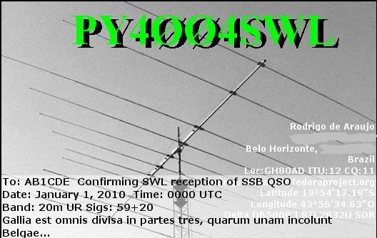 PY4004SWL