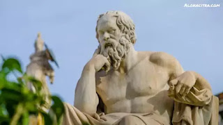 What would happen if Socrates wanted to hear the story about his friend?