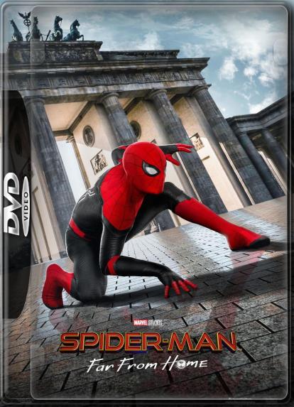 Pelicula Spider-Man: Lejos de Casa (2019) DVD5 LATINO/INGLES Online imagen