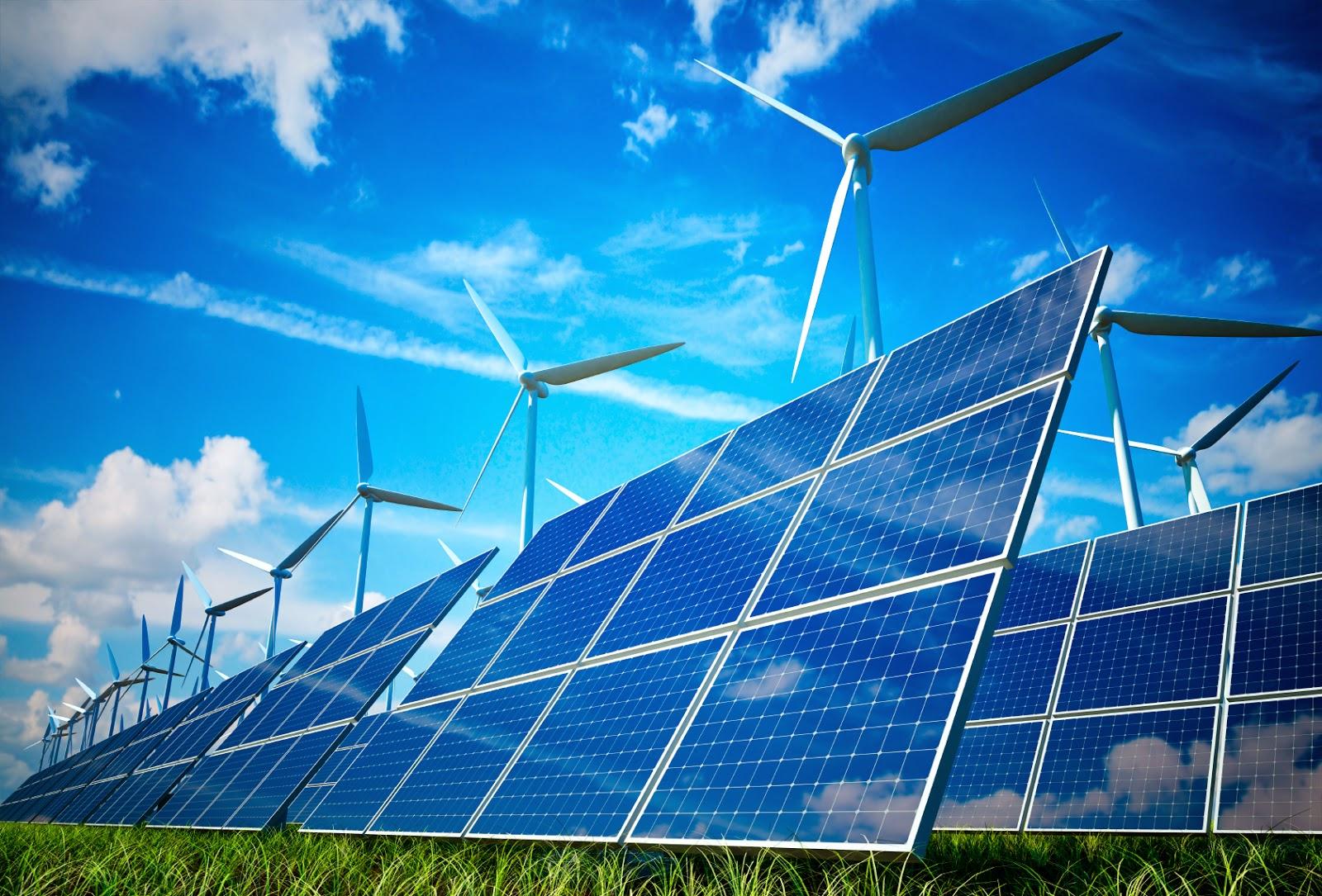 Contoh Pemanfaatan Energi Alternatif Di Indonesia Download Gambar