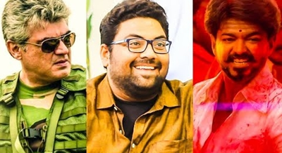 """""""I escaped from Police only because of Vijay & Ajith"""" – Mersal Singer Deepak"""