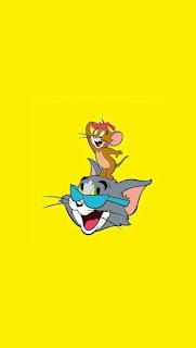 Tom ve Jerry Telefon Duvar Kağıtları 6