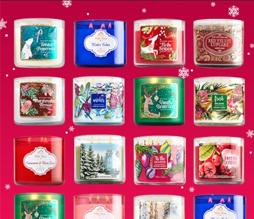 Bath & Body Works BOGO Candles + 20% Off Coupon