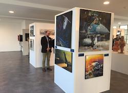 Salon 2021 des Peintres de l'Air et de l'Espace