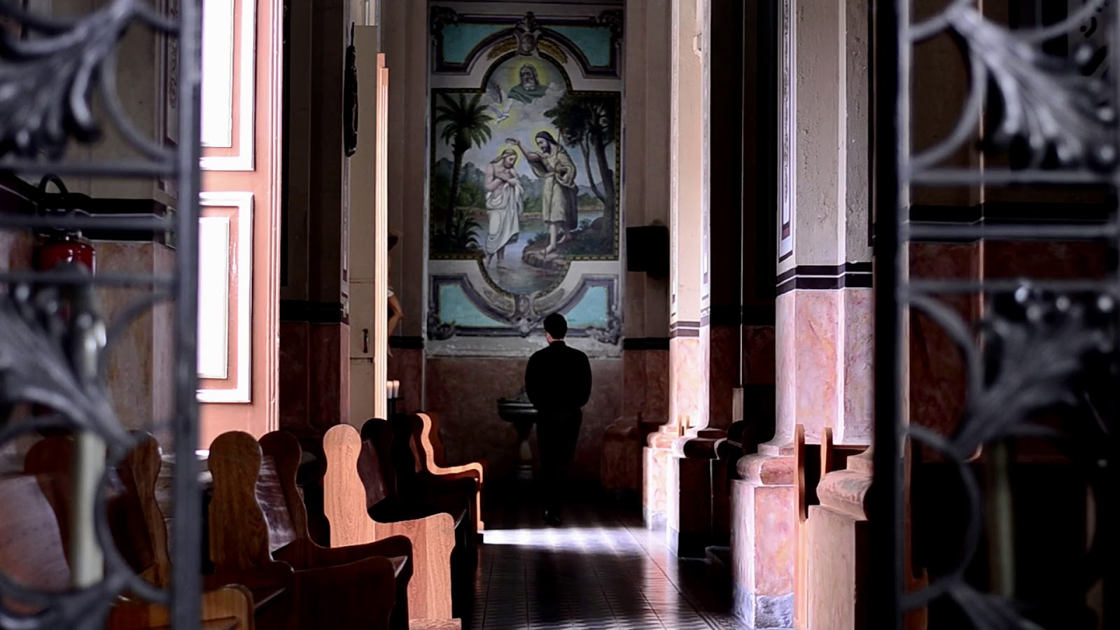Diário de um Exorcista - Zero (2016) Full HD 1080p Latino captura 1