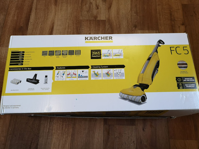 Karcher fc5 box