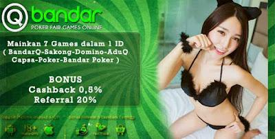 Teknik Bluffing Judi Poker Online QBandars.net