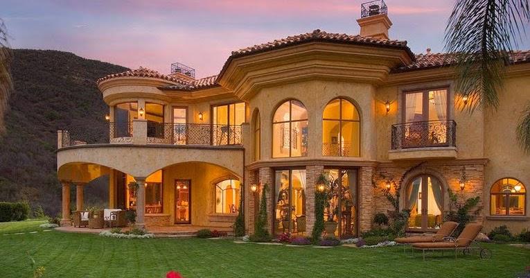 Stylish Designs Of Luxury Villas Beautiful And Comfort