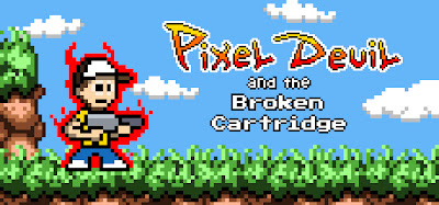 Pixel Devil and the Broken Cartridge Apk for Android