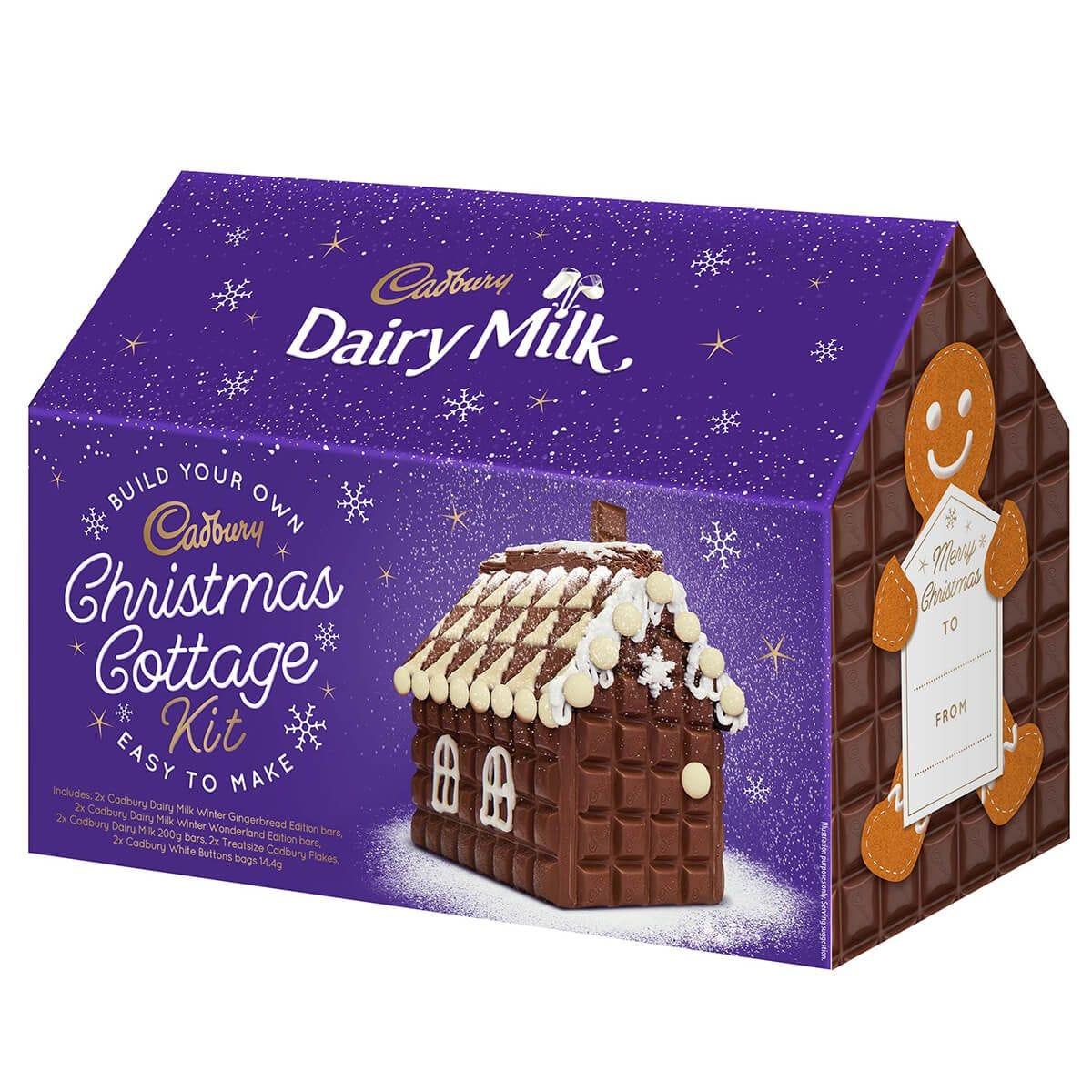 Cadbury Christmas Cottage