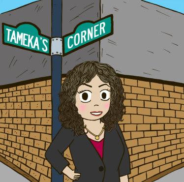 Tameka's Corner
