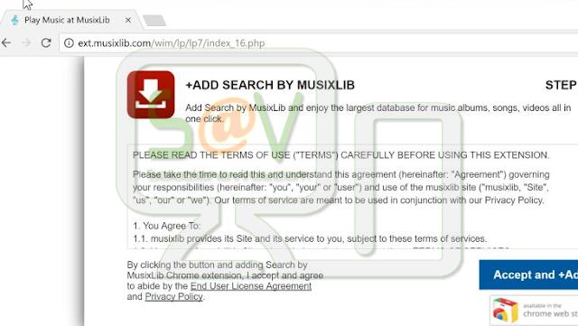 Ext.musixlib.com pop-ups