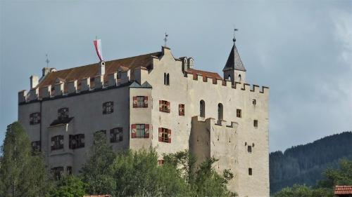 Ripa-Messner Mountain Museum-Brunico-castello