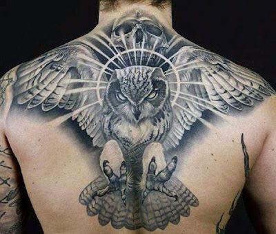 owl tattoo small, owl tattoo simple