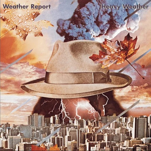 Weather Report - Heavy Weather (1977, Jazz Fusion)