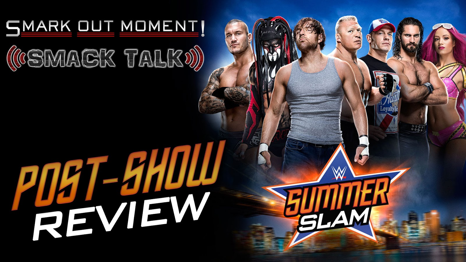 WWE SummerSlam 2016 Recap and Review Podcast