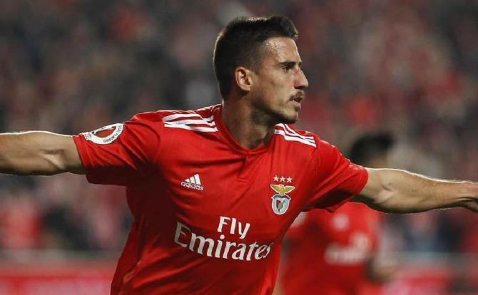 Gabriel carimbou a reviravolta para o Benfica