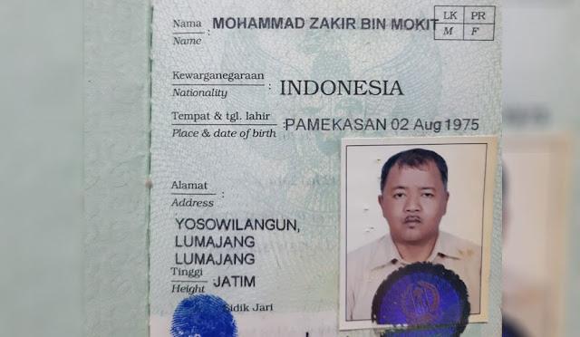 Identitas TKI Lumajang yang meninggal di Arab Saudi
