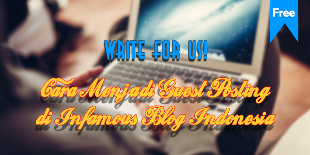 Guest Posting di Supring Blog Indonesia