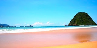 tempat Wisata di Jawa Timur pantai pulau merah