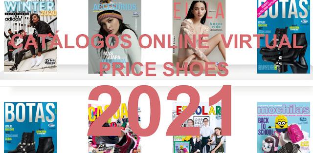 Price shoes Catalogos  2021 completos calzado  y Ropa