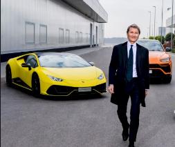 Lamborghini Urus Harga