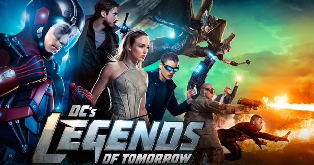 DC's Legends of Tomorrow Season 2 EP1 – EP7 พากย์ไทย