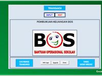 Aplikasi Excel BKU BOS