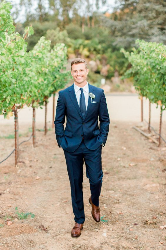 Make Room for the Groom: A Stylist's Guide to Wedding Fashion