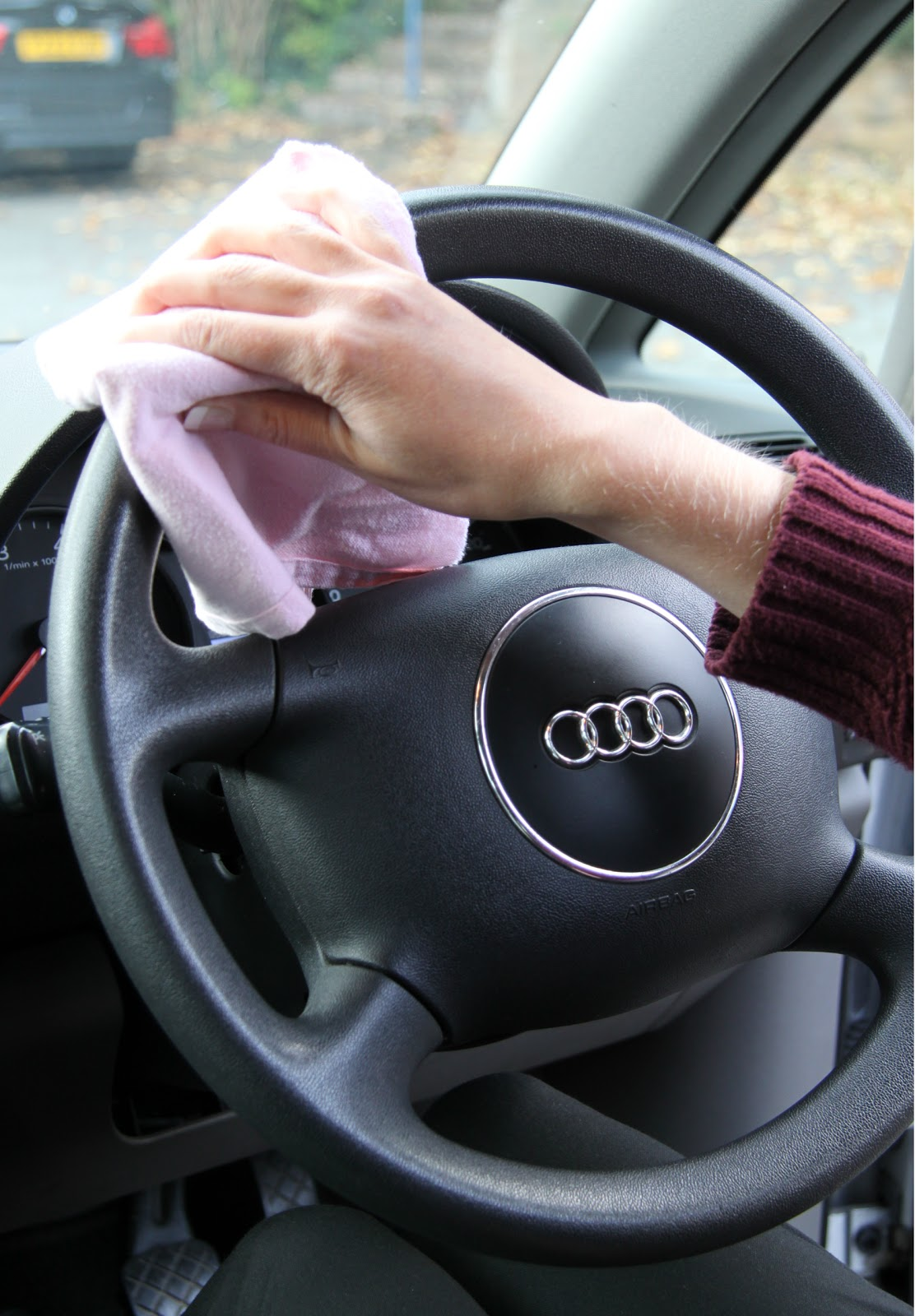 Dri pak blog keep your car interior clean and fresh - Cleaning the interior of your car ...