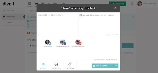 dlvr.it - El Blog de MAM: 14 herramientas para automatizar tus publicaciones en medios sociales