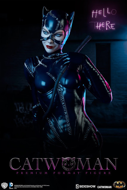 Uniformes ao Longo do Tempo [Cinema]: Catwoman