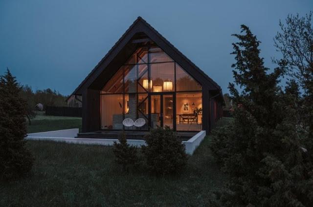 Einfaches Gewächshaus-Design