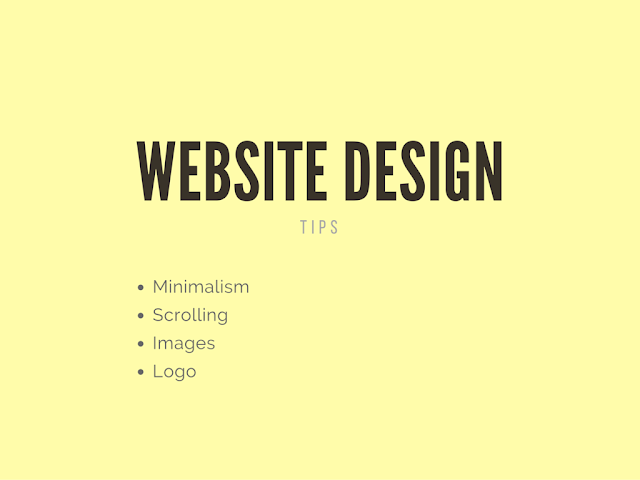 Tips to design website in 2016
