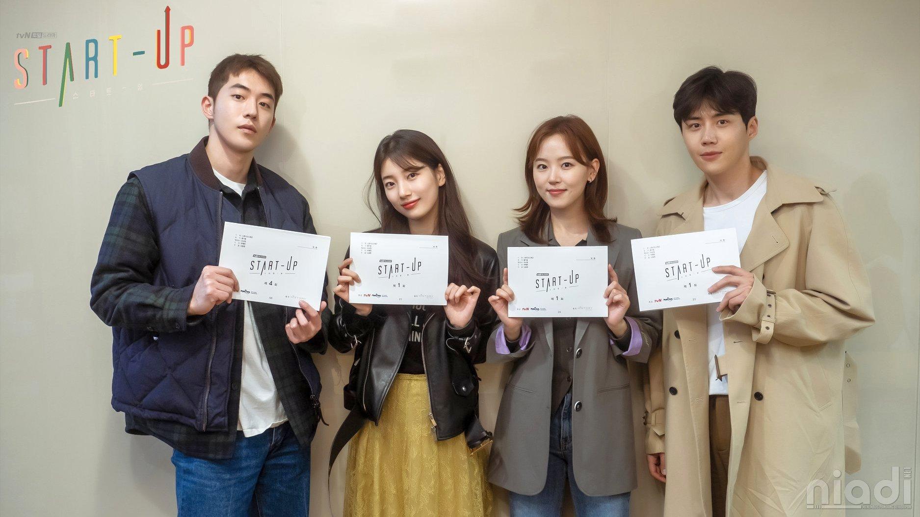 download drama korea terbaru terpopuler Start-Up sub indo gratis terlengkap