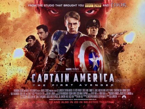 Kẻ Báo Thù Đầu Tiên - Captain America: The First Avenger (2011)