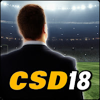 Download Game Club Soccer Director 2018 v1.0.7 Mod Apk Unlimited Money