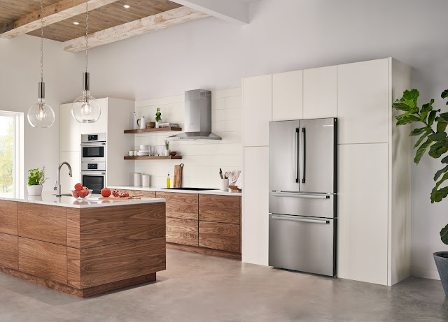 Bosch Counter-Depth Refrigerators
