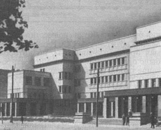 Школьное здание 30-х гг
