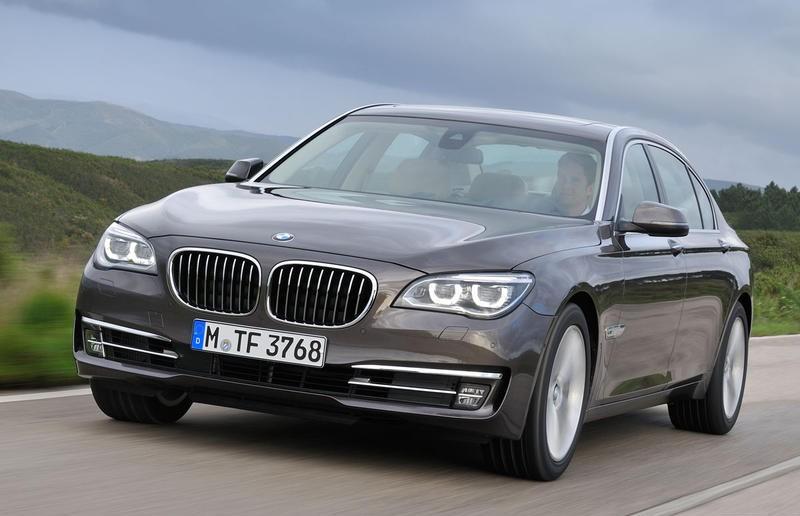 BMW 7 Series (F01/F02) 2012-2015