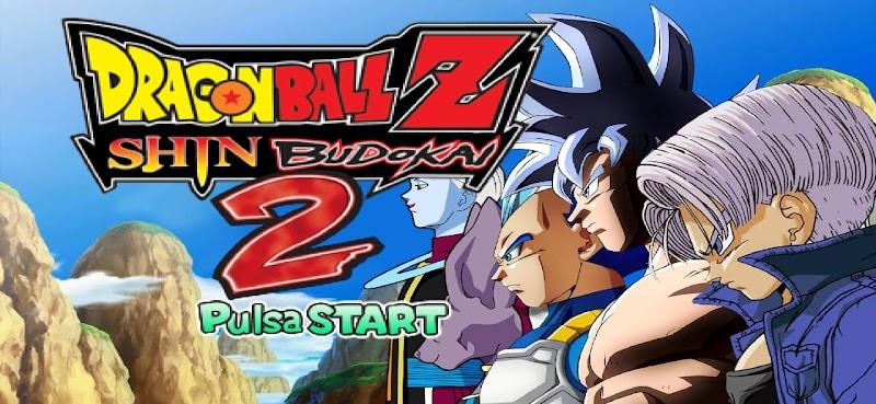 HD Dragon Ball Super Shin Budokai 2 Mod PSP ISO Download