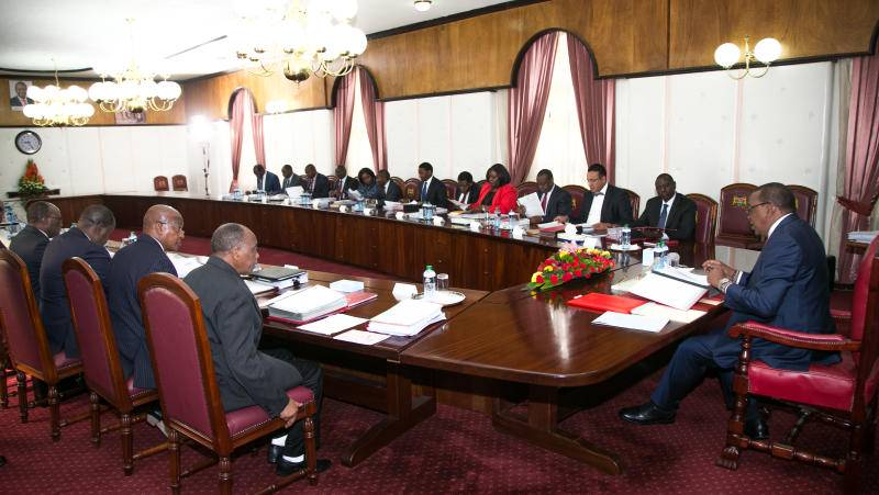 Uhuru To Sack 2 CSs As Reshuffle Turns Inevitable