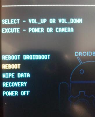 Cara Memperbaiki Asus Fonepad 7 FE171CG Bootloop